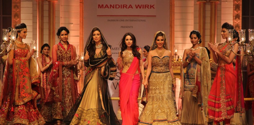 Indian Bridal fashion week 2014