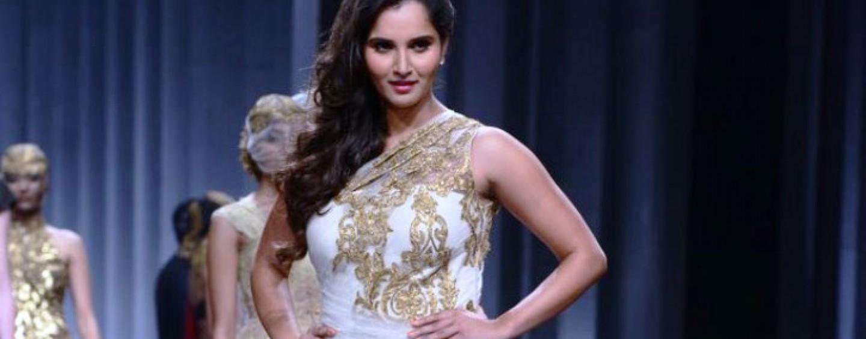 I love fashion-Saniya Mirza