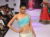 'Sea of Blue' collection by Designer Khushboo Chhadwa