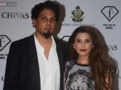 Falguni-Shane Peacock receive Bharat Samman Award 2014