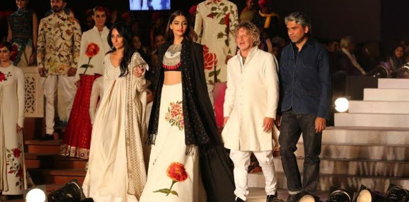 Khadi on Gujrat Ramp
