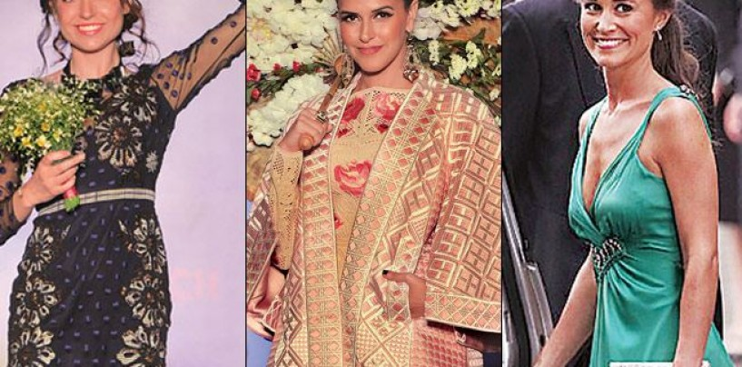 British fashion brand Temperley London makes its debut in India