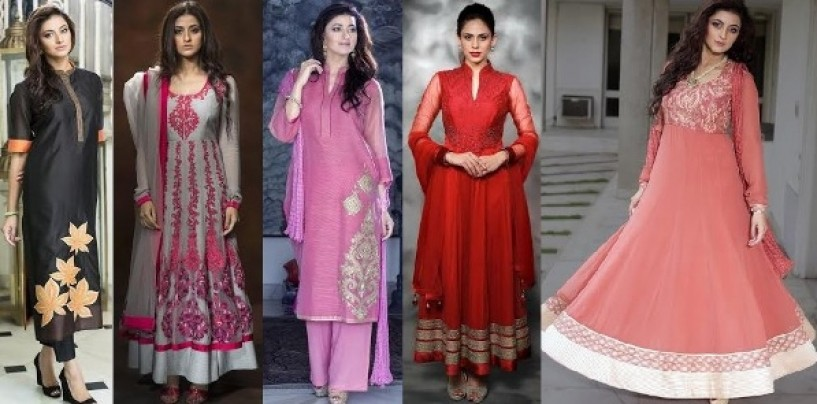 Pooja Saharwal's Indo western collections