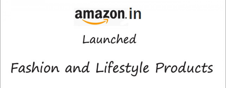 Amazon introducing fashion