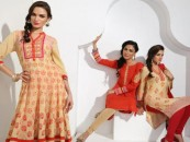 Rangriti presents colorful collection for Lohri celebration