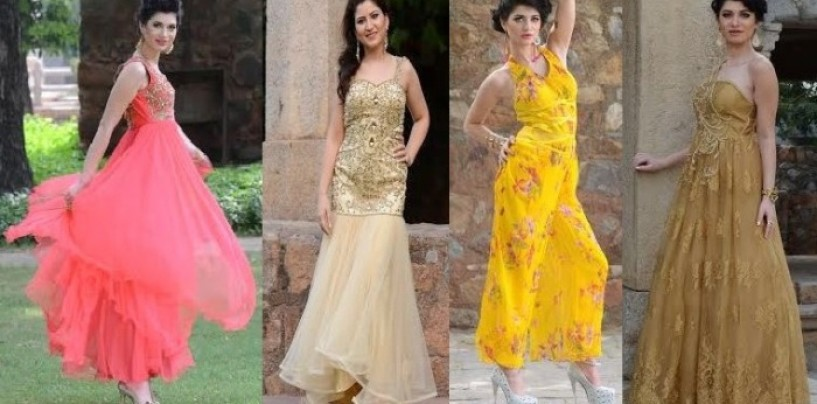 MISE A' JOUR by Designer Shilpa Raina Wahal