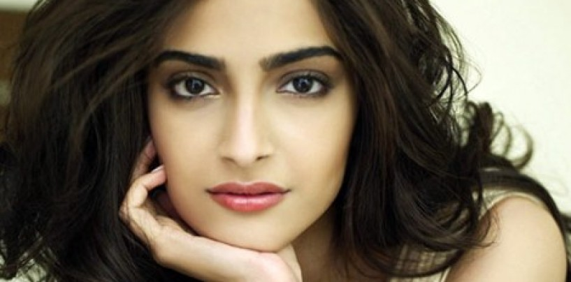 Bollywood Diva Sonam Kapoor is fashion Queen