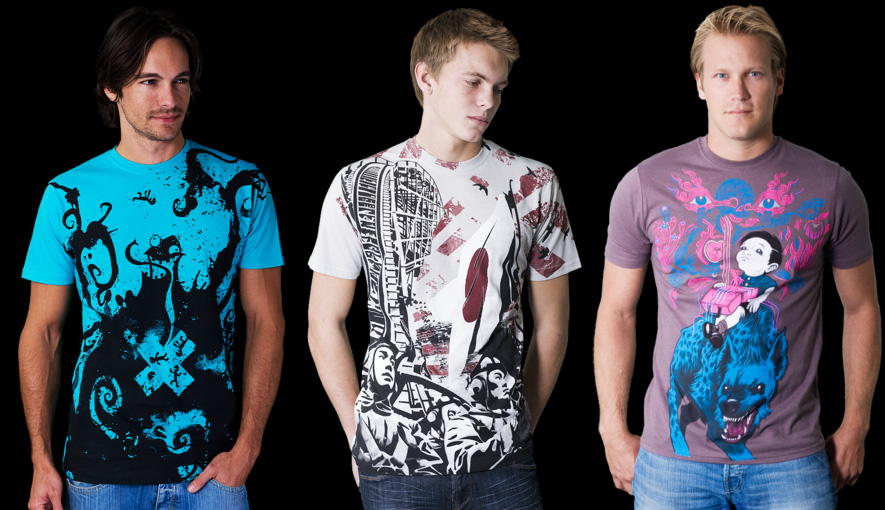 stylish-graphic-t-shirts