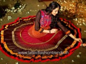 Latest trend in Anarkali