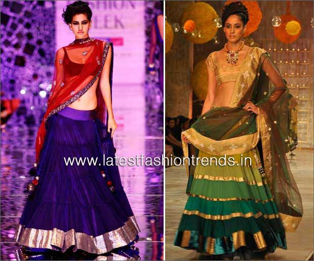 Women S Fashion Trend Lehenga Latest Fashion Trends India