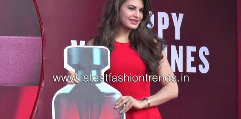 JACQUELINE FERNANDEZ LAUNCHES THE BODY SHOP'S NEW PULSE BOUTIQUE IN MUMBAI