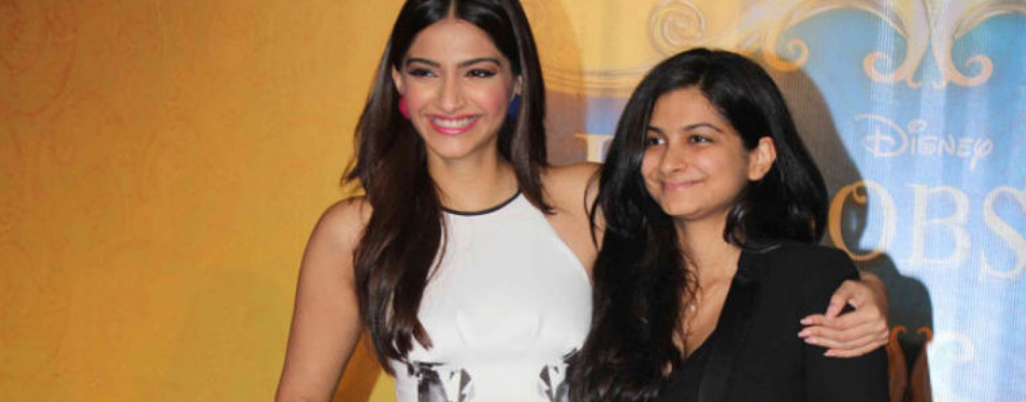 Sonam and Rhea Kapoor to launch fashion label Rheson