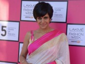Taapsee Pannu, Mandira Bedi Sizzle at Lakme Fashion Week Curtain-Raiser