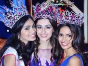 Aditi Arya crowned FBB Femina Miss India World 2015
