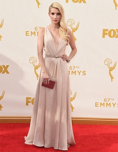 emma-roberts-at-emmy's-2015