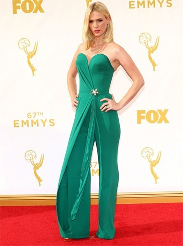 january-jones-in-green-jumpsuit