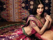 Traditional Bridal Lehengas For 2015-2016 Winter Brides