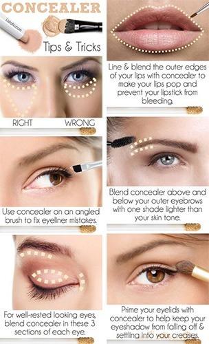 face-makeup-steps