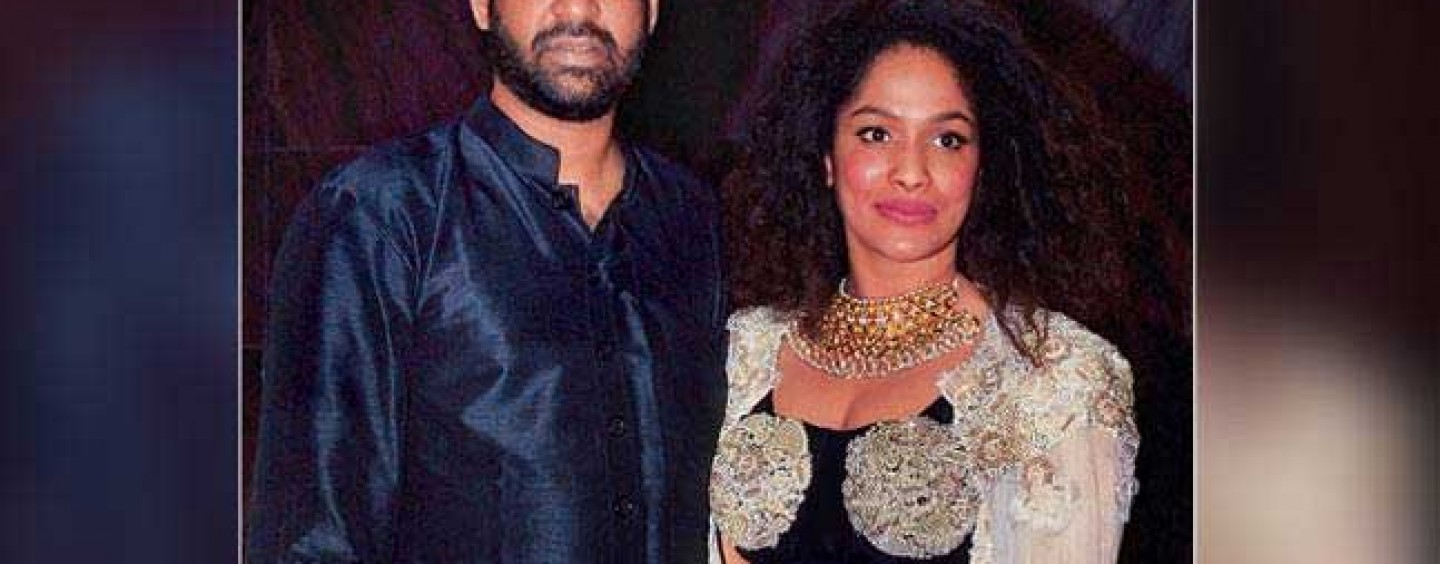 Fashion designer Masaba Gupta's wedding reception