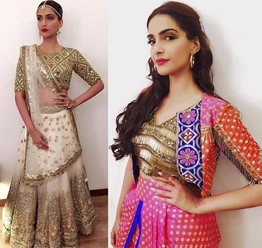 sonam-kapoor-in-arpita-mehta-outfits