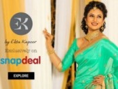 Ekta Kapoor launches her signature label 'EK' on Snapdeal