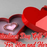 5 Best Velentine Day Gift for Him/Her