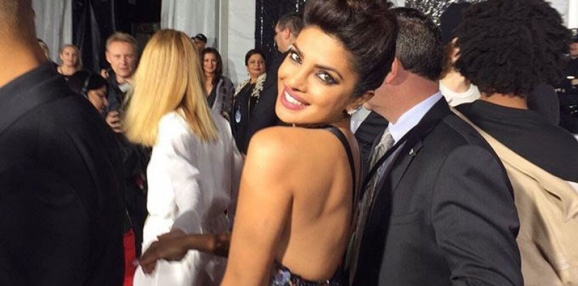 Priyanka Chopra At People's Choice Awards