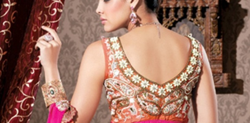 Trending Wedding Designer Blouse