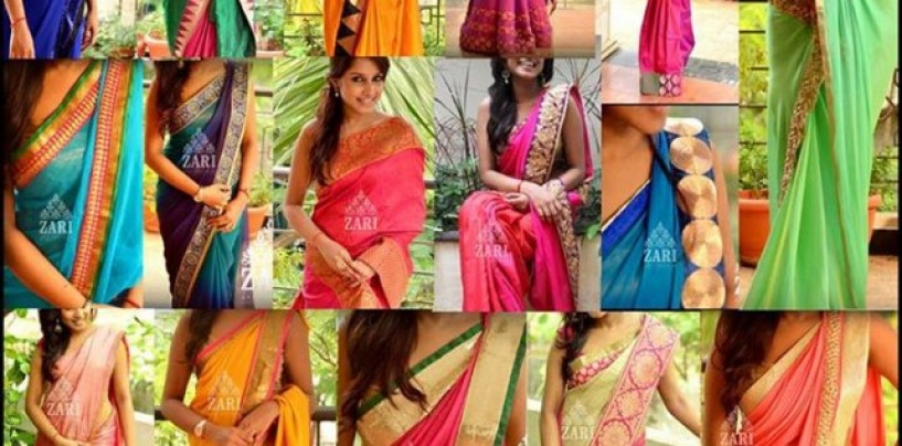 Make My Saree Ideas