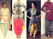 Trending fashion of kurtis